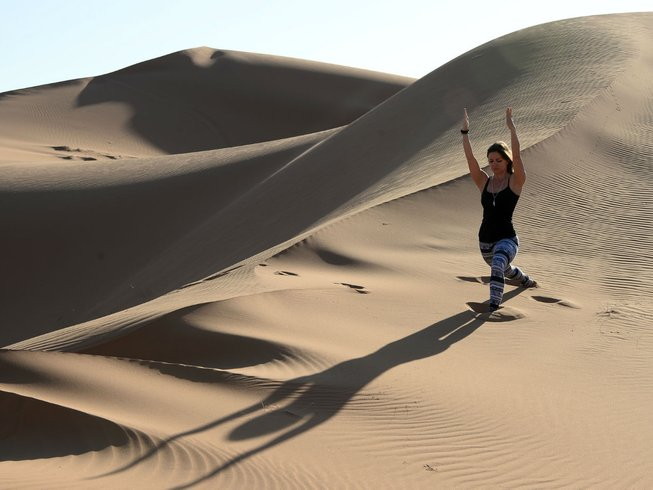 8 Days Green Marrakech Yoga Retreat in Morocco with Meditation and Pranayama