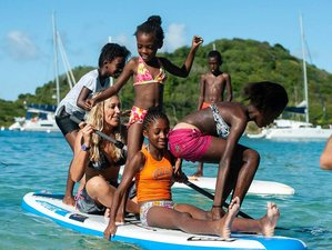 8 Days Cruise and Kitesurf Camp in Grenadines