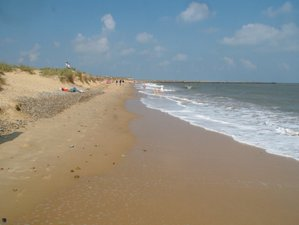 5 Days Organic Juice Fast with Daily Hatha and Yin Yoga Clases by the Sea, Walberswick, Suffolk, UK