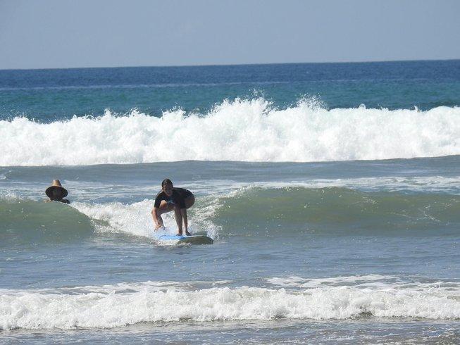 5 días retiro de yoga y surf en Santa Teresa, Costa Rica