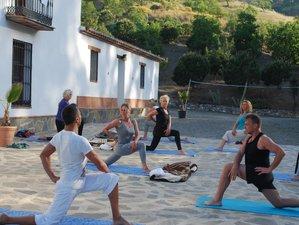 7-Daagse Yoga en Meditatie Retreat in Malaga