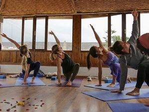 8 jours en stage de yoga et aventure dans l'Atlas marocain