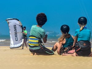 8 Tage Kite Surf Camp Spaß in Essaouira