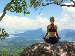 8 Days Choose Life Meet The Woman That You Are Yoga Retreat in Alicante, Spain