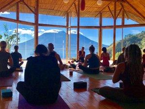 7 Days Yoga Body and Zen Mind Retreat in Lake Atitlan, Guatemala