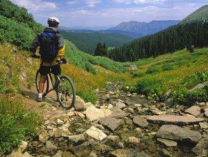 5 Days Rockies Mountain Bike Tour in Colorado, USA
