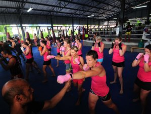 2 Week First Rate Muay Thai Training in Takua Pa, Phang Nga