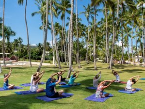 4 Day Cooking Classes, Dancing, Yoga, and Fitness Holiday in an All-Inclusive Resort in Samaná