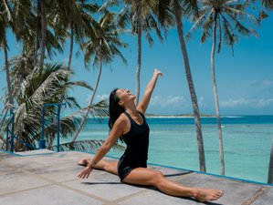 6 Day Maldives Yoga Retreat on a Yacht: Yoga, Adventure & Island Hopping in Paradise