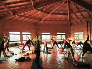 5 días de vacaciones conscientes yoga, tantra y mucho mas en Calicanto