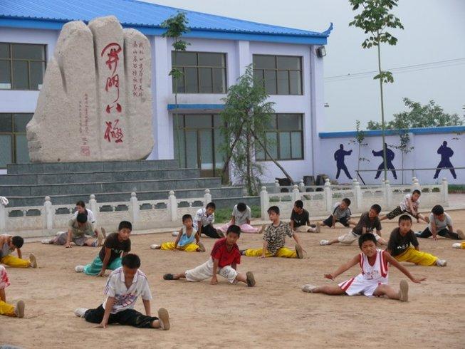 15 Days All-Inclusive Bajiquan Kungfu Training in China