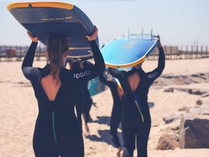 3 Days Fluidity Eco Surf Camp in Porto, Portugal