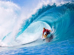8 Days Maldives Surf Camp