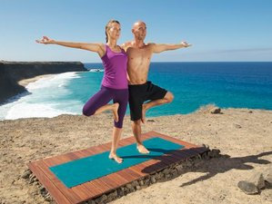 8 Days Wellbeing and Active Yoga Retreat in Fuerteventura, Spain