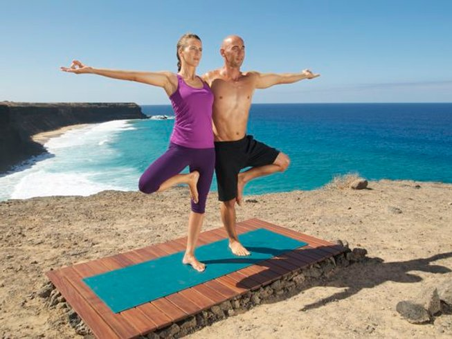 8 Days Active Yoga and Wellbeing Retreat in Fuerteventura, Spain