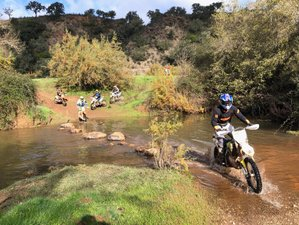 4 Days Guided Enduro Off-Road Quad, Buggy, and Motorbike Tour in Algarve, Portugal