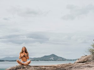 5 Days Anti-Stress, Yoga & Meditation Holiday at Vikasa Yoga in Koh Samui, Thailand
