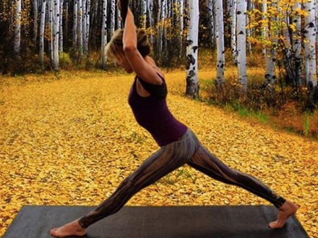 9 Days Intensive Power Yoga Retreat in USA