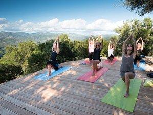 8 Tage Frühlingszauber Yoga Retreat in Mitten von Bäumen und Wäldern in Messini, Messenien
