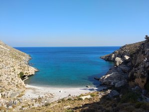 8 Day Peaceful and Relaxing Custom Holiday by the Sea for Pure Rejuvenation at Phlea Farm, Leros
