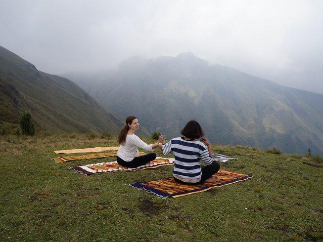 8 Days Healing Yoga Retreat in Ecuador