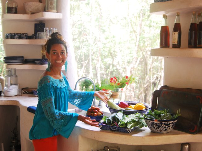 6 Tage Detox und Yoga Retreat in Tulum, Mexiko