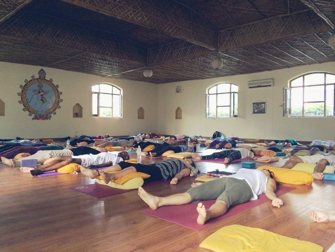10 Days Traditional, Plant Based Meditation and Yoga Retreat in India with European Teachers