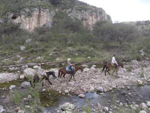 2 Days Camping Horse Riding Holiday in San Miguel de Allende, Mexico