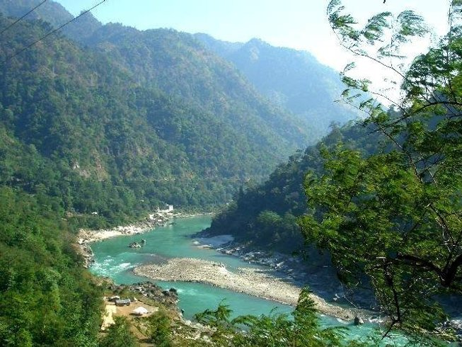 10 Tage Meditation und Yoga Retreat in Rishikesh, Indien