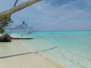 11 Days Yoga in Paradise Kinan Retreat Maldives