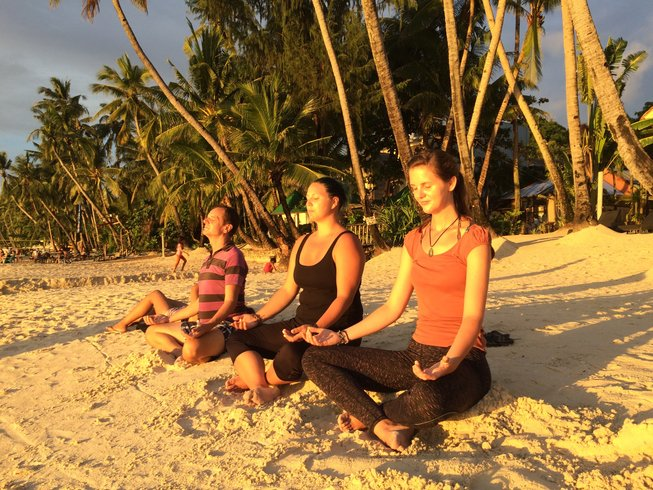 7 Days Transforming Meditation and Yoga Retreat Philippines