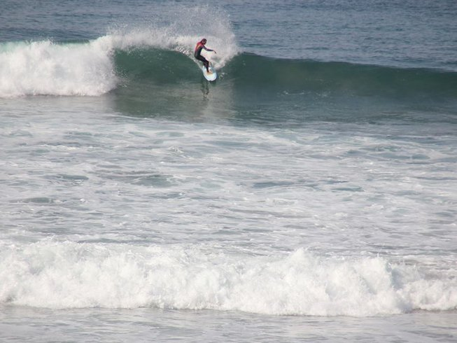 30 Days Guided Surf Camp in Tamraght, Morocco