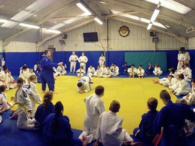4 Days Advanced Junior Summer Judo Camp in United Kingdom