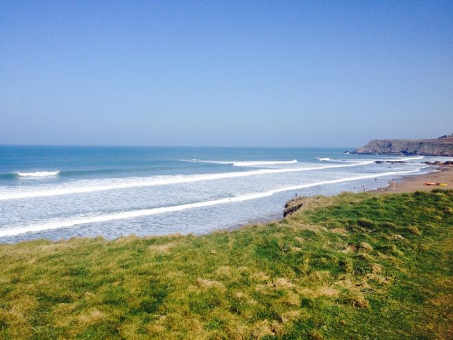 4 Days Surf and Yoga Retreat in England