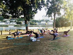 3 Day Pilates Weekend in the Loire Valley