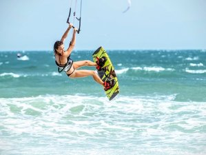 7 Days Exciting Kitesurf Camp in Ceara, Brazil
