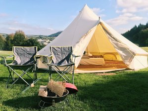 4 Day Camping Yoga and Surf Adventure in Devon