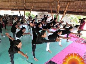 20 Days 200-Hour YogaFX International Yoga Teacher Training in Bali, Indonesia