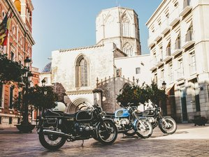 7 Day Mediterranean Pearls Guided BMW Motorcycle Tour in Spain