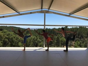 25 Day 200 Hours Yoga Teacher Training in Maxiais, Castelo Branco (YAP accredited)