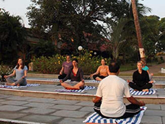 8 Days Ayurveda, Naturopathy & Yoga Retreat India