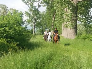 2 Day Nature Horseback Riding Holiday in Trilj, Sinj and the Cetina River Valley