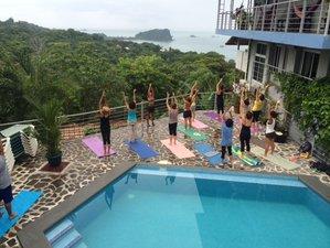 8-Daagse van Vrijheid naar Flow Meditatie en Yoga Retreat in Puntarenas, Costa Rica