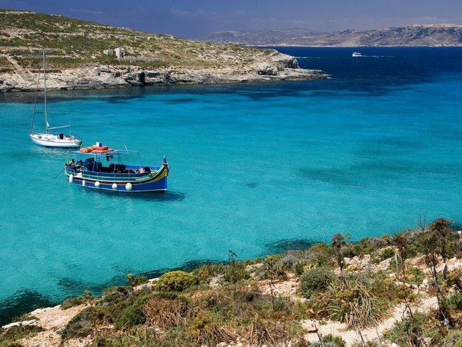 4 jours de bains de sons tibétains en immersion à Malte