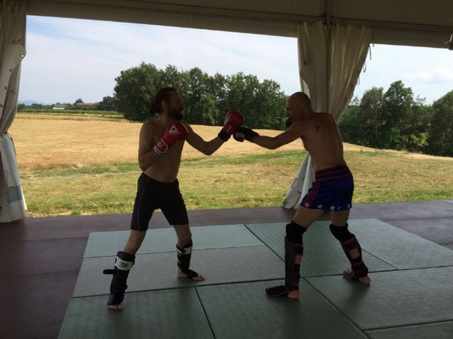 3 Days Full Silent Warrior Training and MMA Camp in Sezzadio, Italy