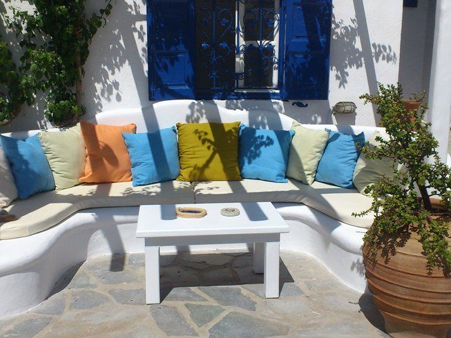 7 Days Magical Yoga Retreat in Mykonos, Greece