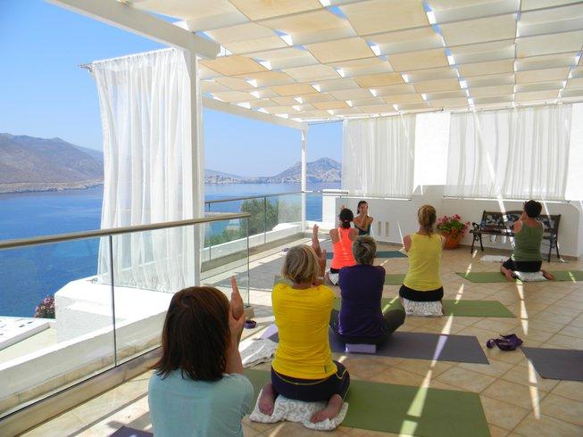 8 Tage Wellness Spielwiese Yoga Retreat in den Südlichen Ägäis, Griechenland