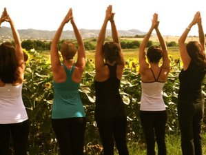 4 Days Change Your Life Solo Yoga Retreat in France