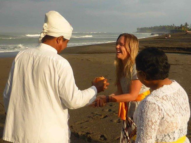7 Days New Year Hatha Vinyasa Yoga Retreat in Bali