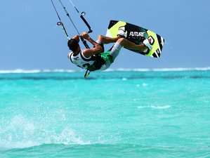 7 Days Beginner Kitesurfing Holiday Philippines